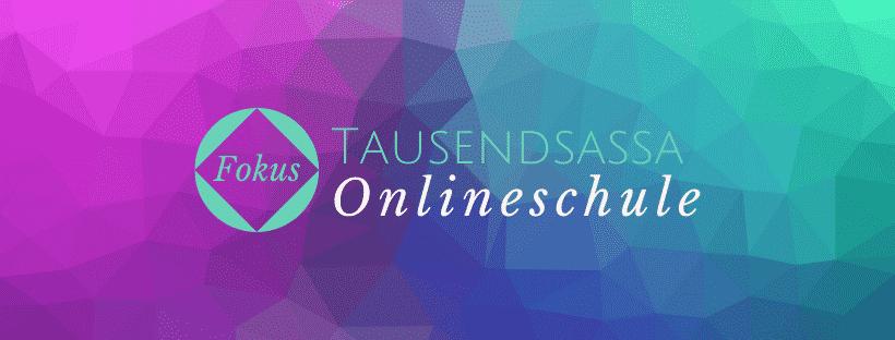 Logo Tausendsassa Onlineschule Fokus